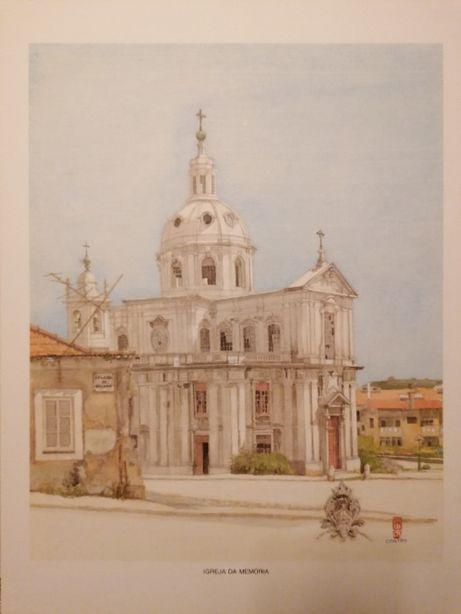 Coleção de Gravuras de Lisboa - British Historical Society