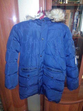 Куртки зимняя, осенняя подростковая
