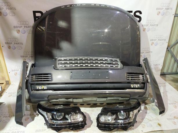 Land Rover Range Rover капот фари установочна панель крило