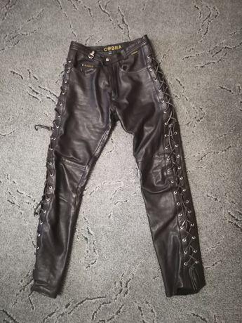 Spodnie motocyklowe damskie COBRA