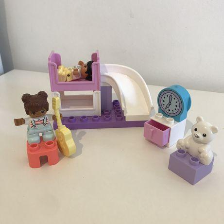 Lego duplo детская комната 10926