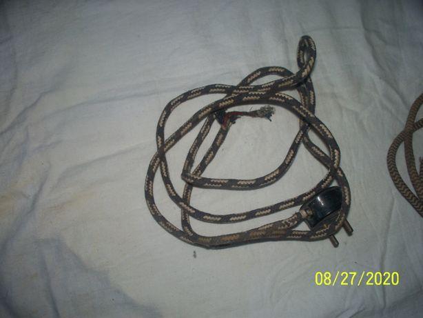 Провода,шнуры к элекроприборам (утюгам,лампам)
