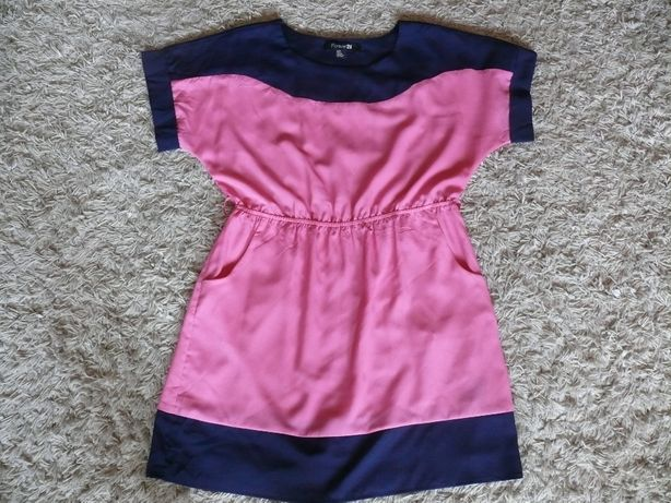 Piękna sukienka na lato r. S cienka zwiewna