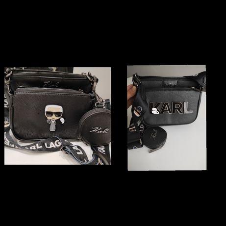 Torebka 3in1 Karl Lagerfeld Premium