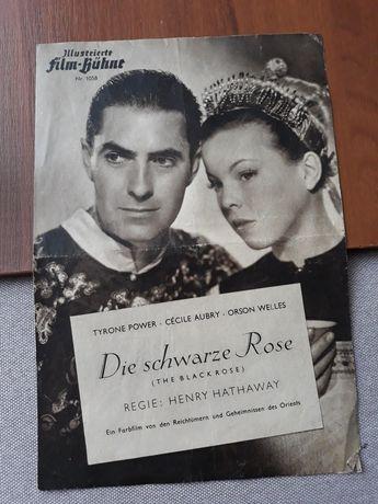 Ulotka filmu plakat z 1950 r.