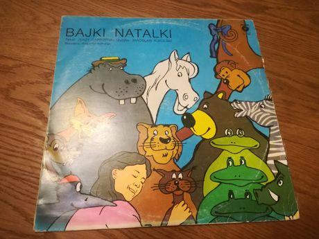 płyta winylowa Bajki Natalki