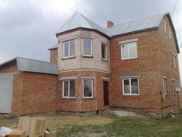 Продам незавершений будинок(80%)