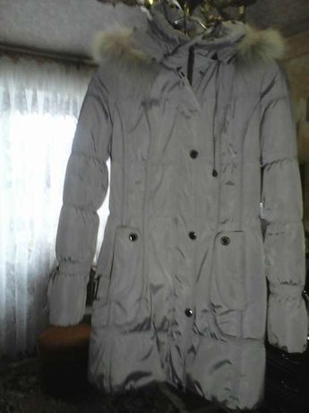 Куртка зимняя на девочку подростка