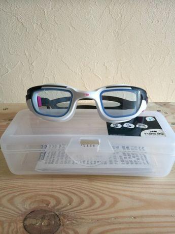 Okulary pływackie/na basen damskie S