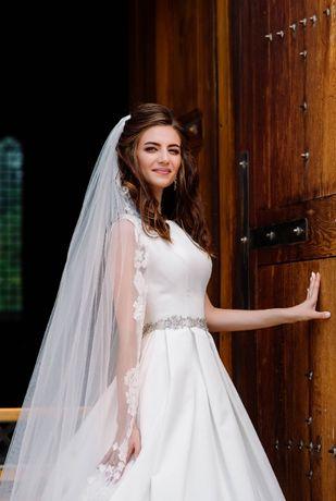 Свадебное платье, размер XS.Ціну знижено!