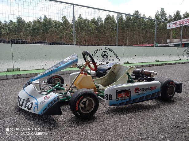Kart Ek4 Competição