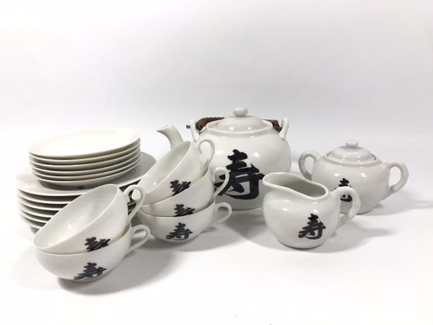 Чайный сервиз JAPAN
