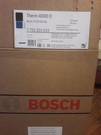 Колонка Bosch Therm 4000 0