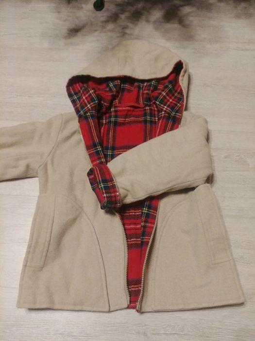 płaszczyk szyty na miarę na 3 lub 4 latkę Jastrzębie-Zdrój - image 1