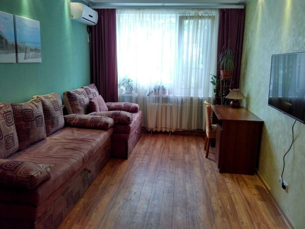 Уютная 2х комн. квартира от хозяина на 2й станции, Слепнева