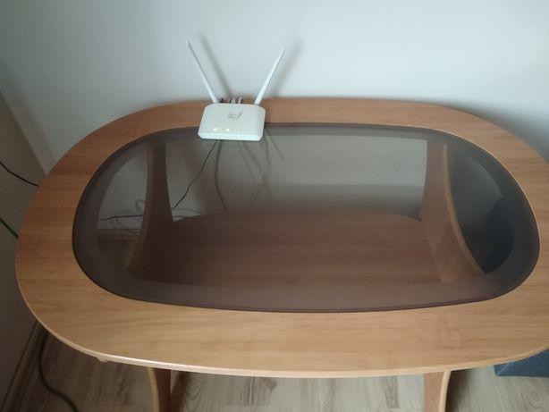Stolik stół ława owalny