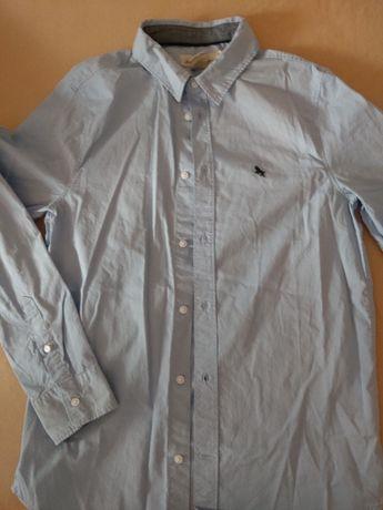 Koszula bawełniana H&M r 164