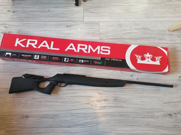 Wiatrówka Kral Arms N 11 5,5mm po Tuningu Mocna i celna