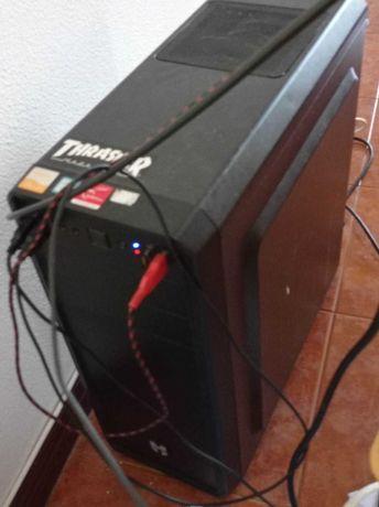(Troco / Vendo) Computador Gaming I5-7400 GTX 1050 TI 4gb
