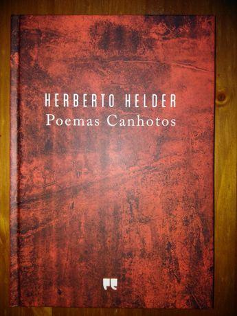 """Herberto Helder - """"Poemas Canhotos"""", livro novíssimo   Aceito trocas"""