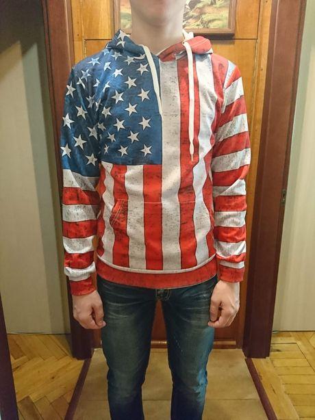Толстовка на парня Капитан Америка