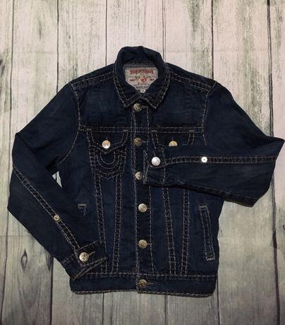 True Religion джинсовая куртка джинсовка