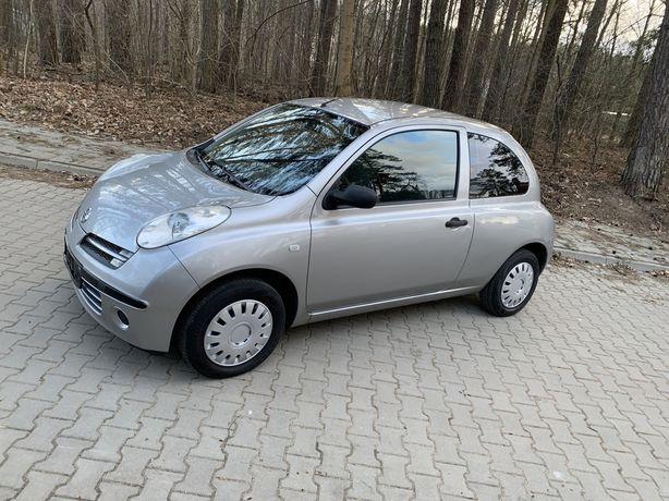 Nissan Micra 2005r benzyna Klimatyzacja