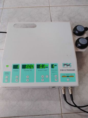 Ultra Sons Fisioterapia 1 e 3 Mhz Ultrasons