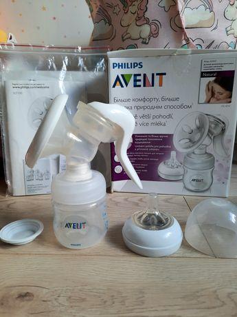 Ручной молокоотсос Philips AVENT SCF330/20 в отличном состоянии