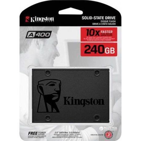 Disco SSD Kingston A400 240GB NOVO