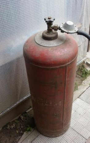 Балон Газовый Пропан (заправлен на 300грн)