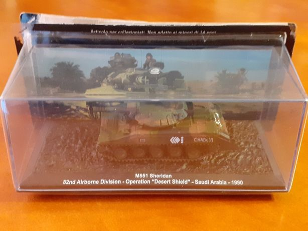 czołgi-M551 Sheridan-1990