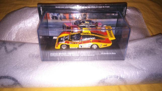24 H Les Mans - Alpine A442A - 1978