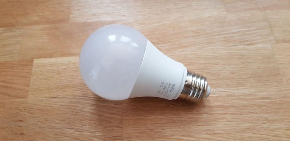 Світлодіодна лампа 15w | Е27 | 220v Комарно - зображення 1
