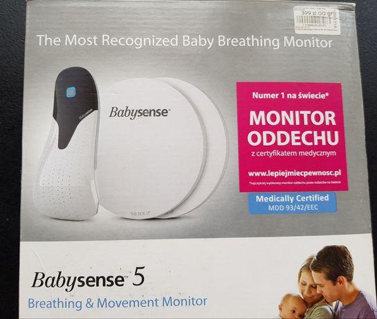 Monitor oddechu Babysense 5