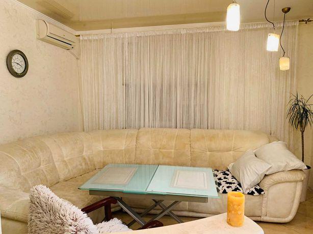 GАРКАДИЯ.СВЕТЛЫЙ переулок.2х ком.Квартира с ремонтом и мебелью.