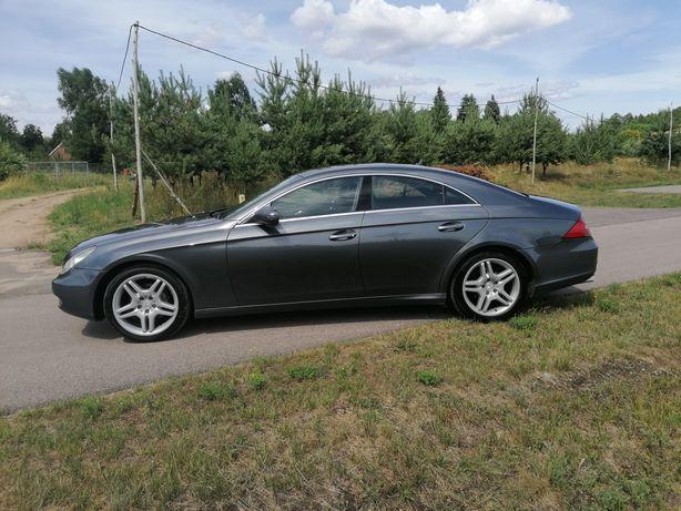 Mercedes CLS 350CDI 2010r. LIFT! Bez Pneumatyki