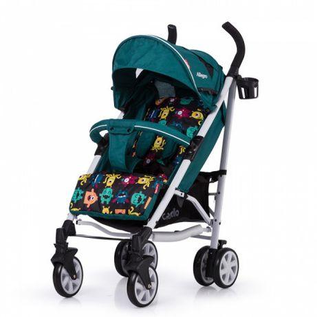 Детская коляска-трость CARRELLO Allegro.Прогулочная коляска
