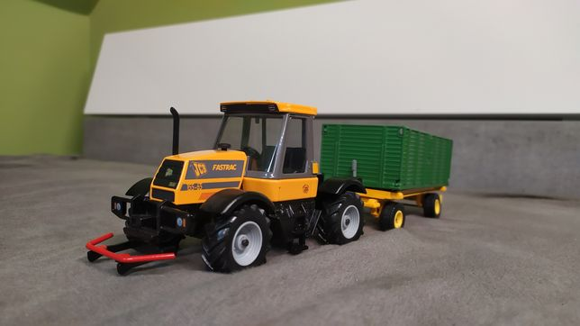 Traktor JCB Joal jak siku britains universal Hobbies wiking joal