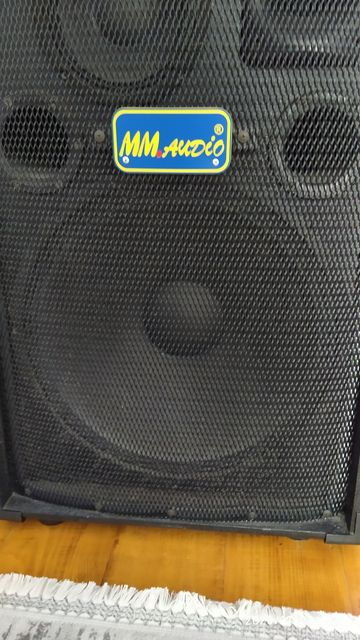 MM audio, монітори ( монитор ), акустична система
