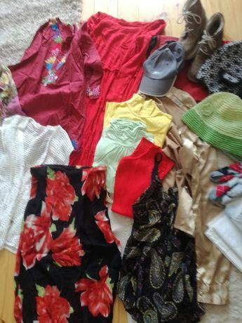 Ubrania -paczka