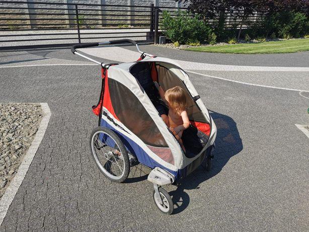 Przyczepka rowerowa chariot corsaire xl