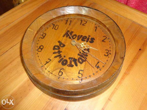Relógio de Parede Tertúlia