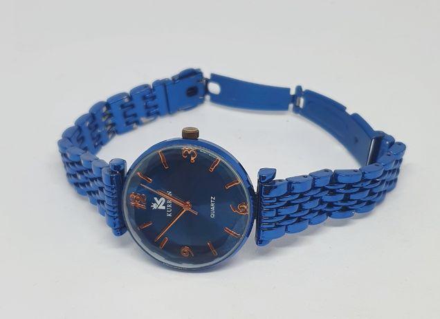 Zegarek Kurren Granatowy