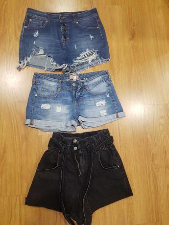 Calções sahoco novos,calções ganga,Macacão only,calções fluidos,Blusas