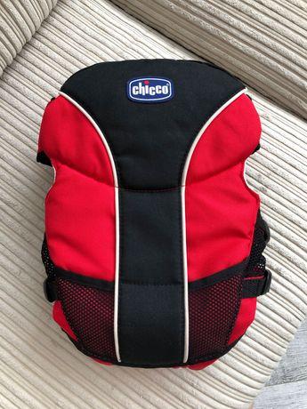 Эрго рюкзак-кенгуру Chicco GO BABY Красный
