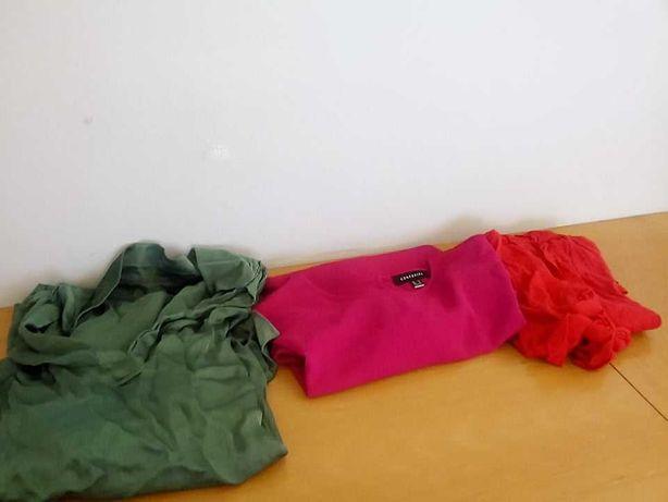 Pack de Camisola de semi estação