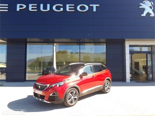 Peugeot 3008 1.5 BlueHDi GT Line EAT8