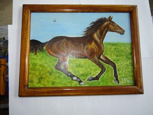 Konie reprodukcje różnej wielkości 15 zł za szt.