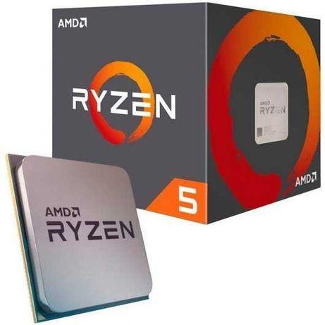 AMD Ryzen 5 1600 Stepping AF 3.6GHz
